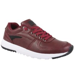 Tênis Casual Z49218 Bordo